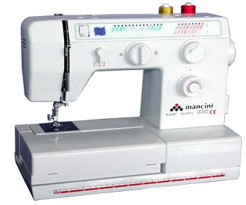 Mancini macchine per cucire lavapavimenti for Macchina per cucire elettrica