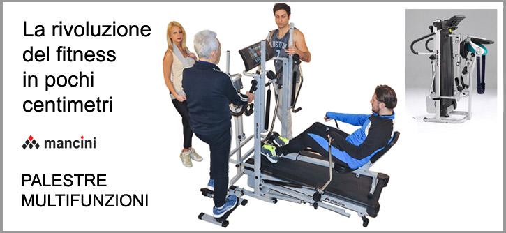 Palestre ed attrezzi fitness mancini palestre multifunzioni stazione multifunzioni - Fitness attrezzi casa ...
